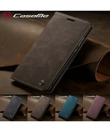 Samsung Glaxy Note 20 Ultra S20 S10 Plus Case Magnetic Leather Wallet Fl... - $65.22