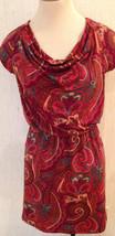 Cute NEW JESSICA SIMPSON Washable DRESS Sexy Back Sz S Small 4-6  NWT $1... - $17.63