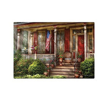 9 3/4 x 14 American Placemat/Case of 1000 - $97.53