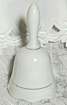 """Vintage Fabulous Las Vegas NV Ceramic Collector Souvenir Hand Bell 5.25"""" image 4"""