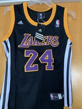 Kobe Bryant 4 Her Black Lakers jersey - $35.00