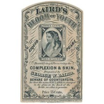 U.S. Internal Revenue 3c RT15d Laird's Bloom of Youth Perfume Stamp, Black - $250.00