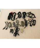 Electrical Mixed Lot HDMI Coaxial TV Television Cables Connectors Cords - $24.99