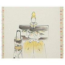 Tokyo Art Gallery ISHIHARA - Japanese Hanging Scroll - Kakejiku : Girl's Day ... - $944.46