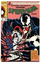Spider-Man Saga #4-Venom story-comic book 1991-Mary Jane - $22.70