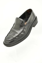 Cole Haan City Mens Moc Toe Dress Leather Penny Loafers Size 8 M - $22.43