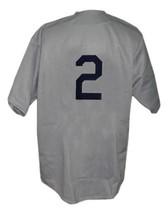 San Francisco Seals Pcl Retro Baseball Jersey 1957 Button Down Grey Any Size image 2