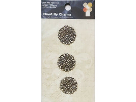 Imaginisce Chantilly Charms, Set of 3