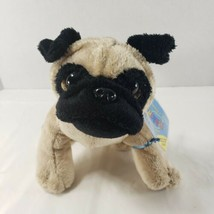 Webkinz Pug Plush Stuffed Toy Collectible Animal Dog Puppy Pet Woof New With Tag - $38.69