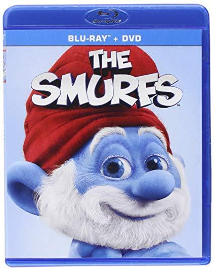 The Smurfs (Blu-ray + DVD)
