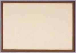 *Wooden puzzle frame Woody panel Excellent Brown (38x53cm) - $19.81