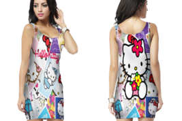 Hello Kitty Bodycon Dress For women - $25.99+