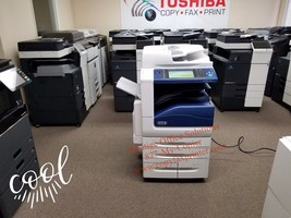 Xerox WorkCentre 7855 Color Copier. Meter only 33k SEE VIDEO BELOW !! - $3,412.99