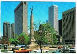 Ontario Postcard South African War Memorial Obelisk Walter Seymour Allward - $2.12