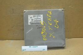2004 Nissan Xterra 3.3L Engine Control Unit ECU MEC07551B2 Module 114-5G7 - $87.99