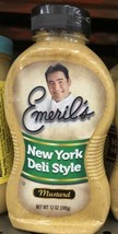 Emeril's New York Deli Style Mustard 12 Oz. 1 Bottle - $11.88