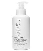 Peter Coppola a-Keratin Smoothing Styling Treatment Leave-in, 5 oz