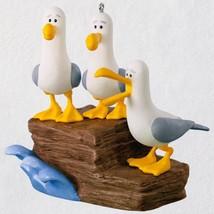 Disney/Pixar Finding Nemo Mine! Mine! Mine! Seagulls 2018 Hallmark Ornament - $24.74