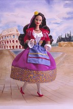 Italian Barbie - Special Edition - Dolls of The World, Excellent Toys An... - $13.64
