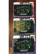 Vivitar Electronic Message Board- pink, red, Purple New Sketch And Erase... - $12.80