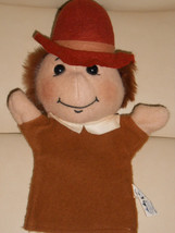 1979 Vintage Butterball Turkey Advertising Pilgrim Plush Puppet by Anima... - $10.79