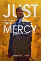 Just Mercy Poster Destin Daniel Cretton Movie Jamie Foxx Film Print 24x3... - £7.59 GBP+