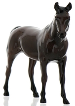 "Hagen-Renaker Miniature Ceramic Horse Figurine Thoroughbred ""Citation"" image 12"