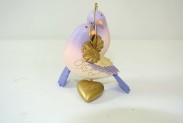 Hallmark QX8091 Two Turtle Doves Ornament - 12 Days Of Christmas - $14.84
