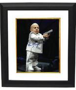 Verne Troyer signed Austin Powers Mini Me 8x10 Photo Custom Framed (hold... - $109.95