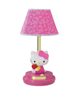 Hello Kitty Table Lamp- Pink - $48.51