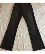 Ralph Lauren Polo Women's Black Boot Cut Stretch Kelly Jeans Size 10 (30... - $14.95