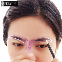 Plantilla para maquilaje de ceja,Makeup Grooming Drawing Blacken Eyebrow... - $7.91