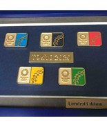 Tokyo 2020 Olympic Games Official Limited Edition Pin Badge - $290.78