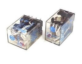 LOT OF 2 ALLEN BRADLEY 700-HC14Z24-1-4 RELAYS 700HC14Z2414, SER. B, 24VDC