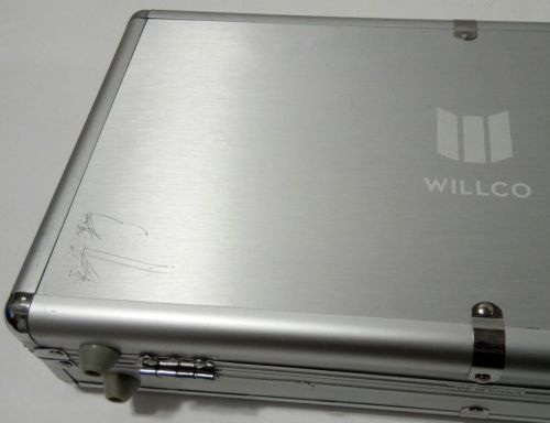 *NEW*  Willco 300 Pieces Poker Chip set in an Aluminum carrying Case  image 11