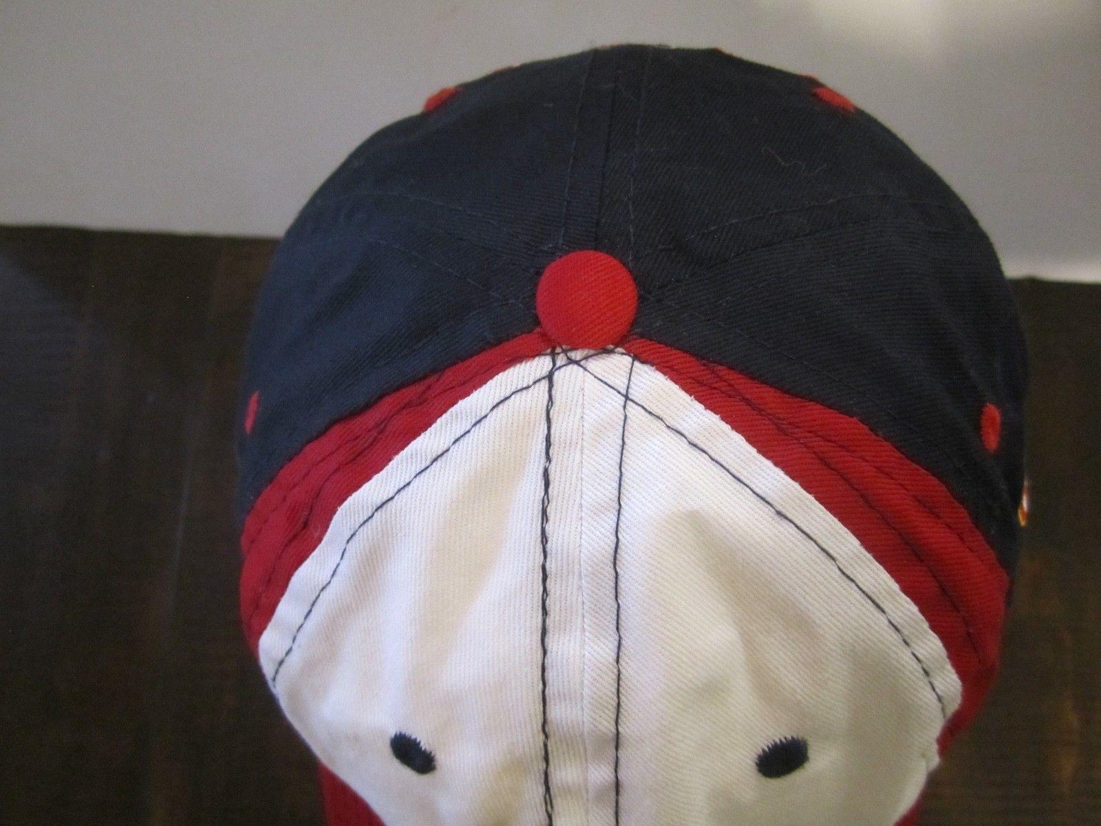 2e9e9dc04edbd Polo Ralph Lauren USA hat cap large pony uspa us polo assn red white blue  adjust