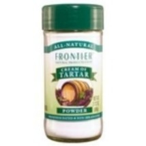 Frontier Herb Cream of Tartar (1x3.52 Oz) - $20.05
