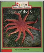 Stars of the Sea - Allan Fowler - SC - 2000 - Scholastic Books - 0516238... - $0.97