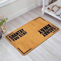 DoubleJun Sashay Away Shantay You Stay Floor Rug Indoor/Front Door Mats Home Dec image 2