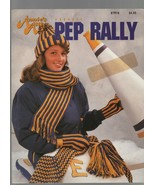 Crochet Pep Rally - Annie's Attic - 87R16 - SC - 1991 - 73252618160. - $2.21