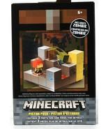 Mojang Mattel Minecraft Cave Biome Collection #2 Piston Push Includes Zo... - $35.99