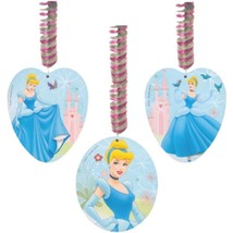 Disney' Cinderella Dreamland Hanging Dangler Party Decorations Supplies ... - $4.93