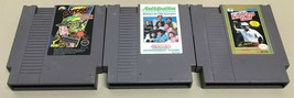 Gotcha! The Sport!, Anticipation, Fighting Golf : 3 NES Sports Game Lot Nintendo image 1