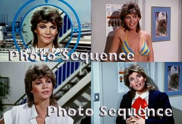LOVE BOAT Markie Post PHOTO Sequence #01 - $8.14