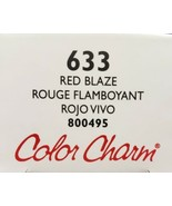 WELLA COLOR CHARM Conditioning Permanent Gel Tube Hair Color 2 oz RED BL... - $7.69