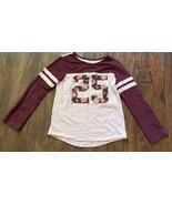 Garanimals Toddler Girl Long Sleeved Shirt (SIZE 4T)  - $9.85