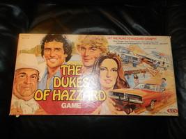 Diukes of Hazard 1981 Board Game - $16.00