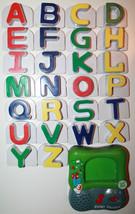 Leap Frog LeapFrog Fridge Phonics Magnetic Large Alphabet Complete Set A to Z - $29.08
