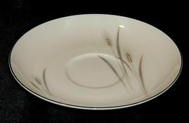 Platinum Wheat Fine China of Japan Saucer AA20-7540B Vintage    - $19.95