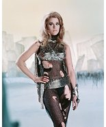 Barbarella Jane Fonda 16x20 Canvas Giclee Torn Costume Sexy - $69.99